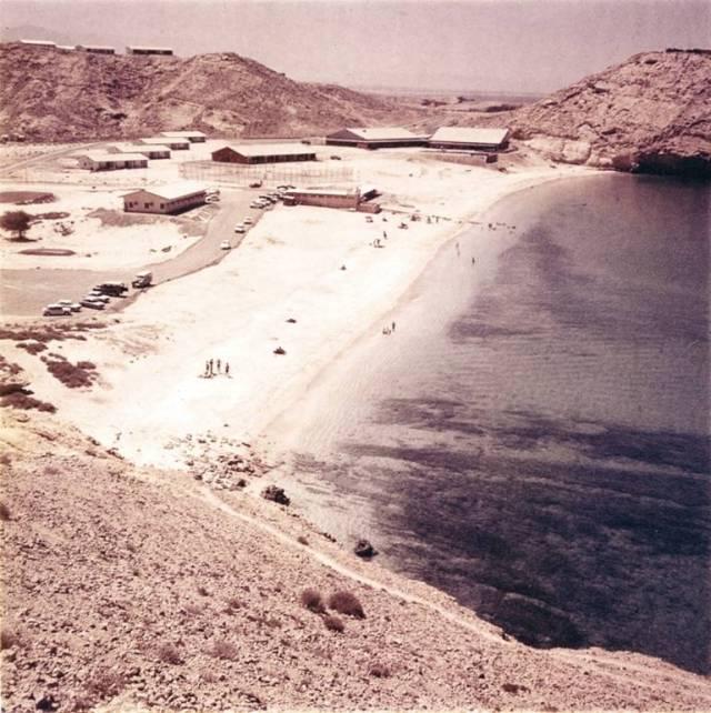 Ras Al Hamra then ... c.1960's (1) (r)