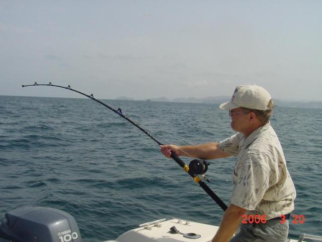 Tim - Large Tuna hookup (20.03.06)