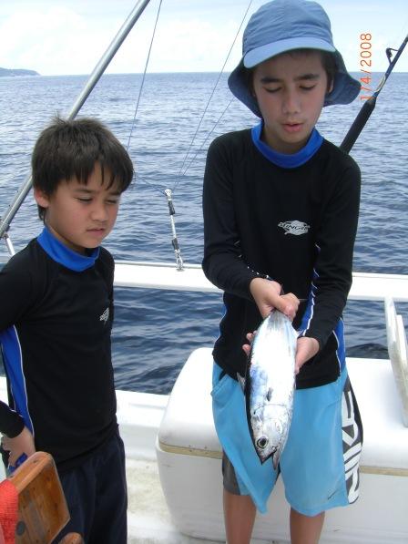 Skipjack tuna (2.04.08)