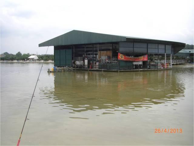 Jurassic Pond - Restaurant & Structure [r]