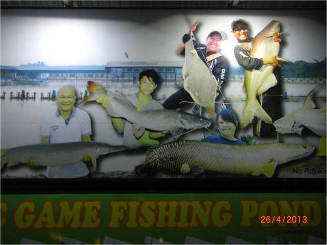 Jurassic Pond signboard (2) [r]