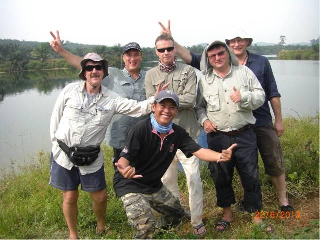 The Anglers - Jurassic 2 Lake (r)