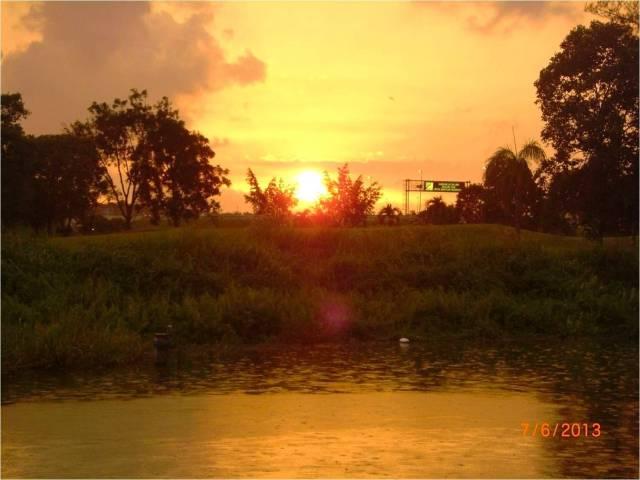 Tow Foo Pond sunset 2 (07.06.13) [r]