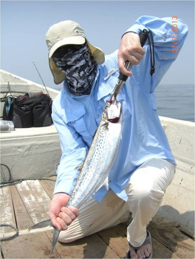 King Mackerel No.2 [r]