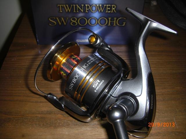 Twin Power SW8000HG