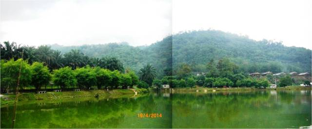 Fishing Village Semenyih - Catch & Release Pond (19.04.14) [ed]