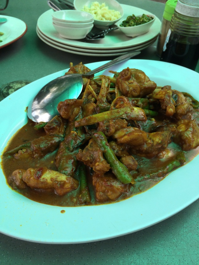 Ayam Red Curry (13.05.14)