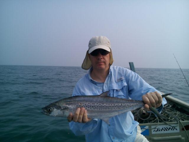 (9) Indo-Pacific King Mackerel  - Port Dickson (21.03.15)