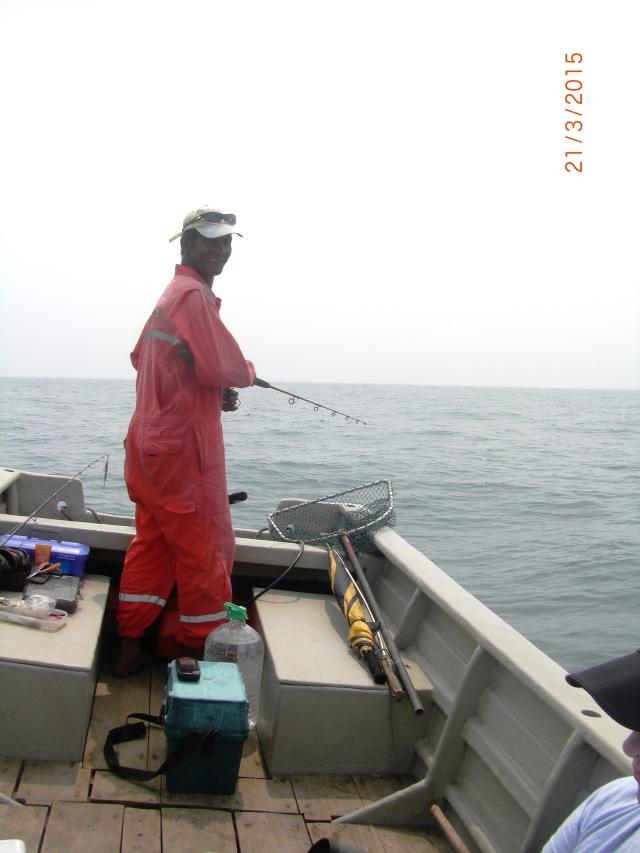 Captain Pakdin - Port Dickson (21.03.15) [ed]