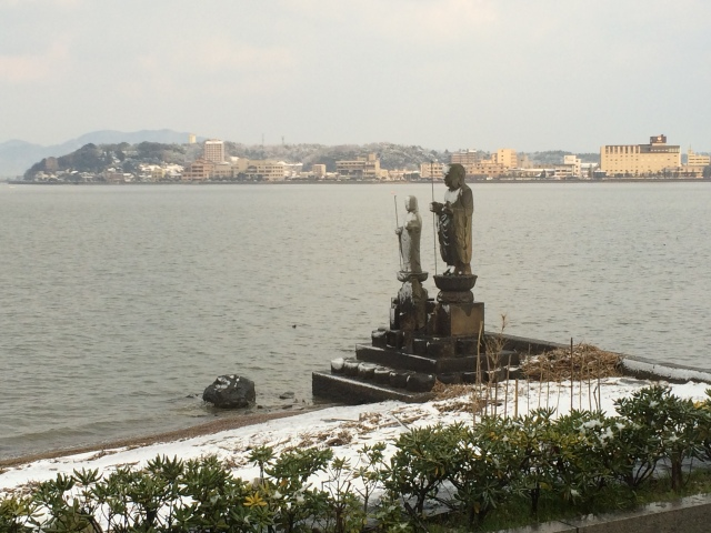 Lake Shinji, Shimane Prefecture [26.02.16] (3)