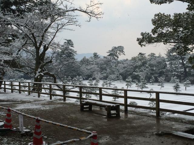 Matsue Castle & grounds, Shimane [26.02.16] (9)