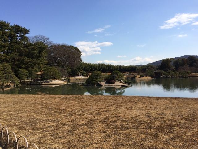Okayama Korakuen Garden [25.02.16] (2)