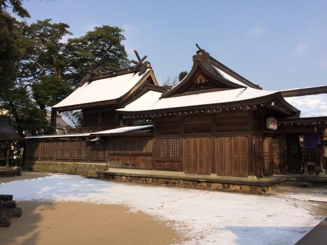 Yaegaki Shrine, Matsue [26.02.16] (5)