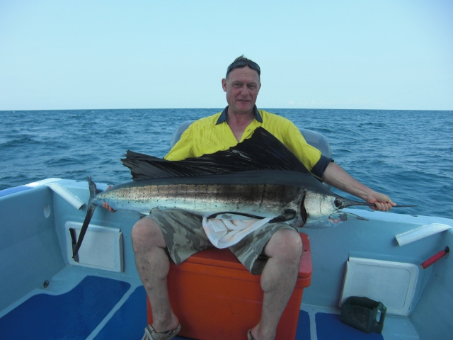(12) Jochen's sailfish (09.04.16)