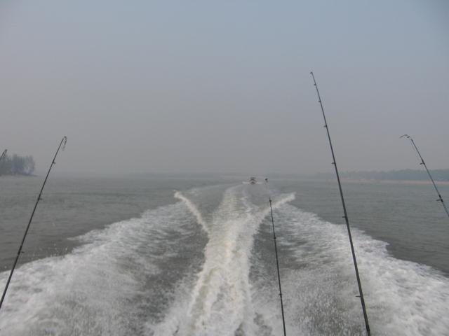 (3) Departing Sungai Rompin (10.04.16)