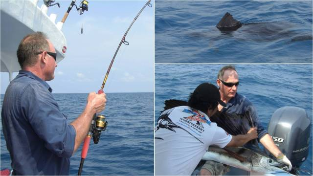 Jochen's sailfish (10.04.16)