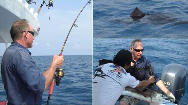 Jochen's sailfish (10.04.16)