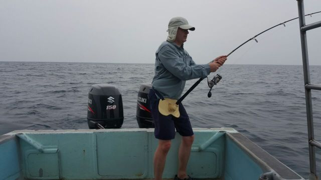 (g) Fighting Sailfish #2 (21.08.16)